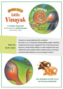 Little Vinayak - Activities