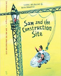 Sam and the Construction Site cover