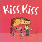 Kiss, Kiss cover